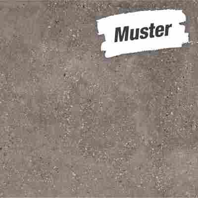 Muster zu Bodenfliese 'Stonecement' anthr 60 x 60cm