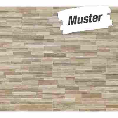 Muster zu Wandfliese 'Wallart sand' 15 x 61 cm