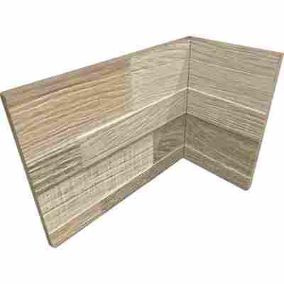 Innenecke 'Wallart sand' 10 x 20 cm