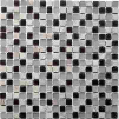 Mosaikfliese Lila mix 30x30cm