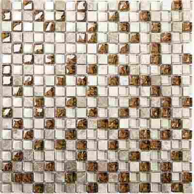 Mosaikfliese Oro beige mix 30x30cm