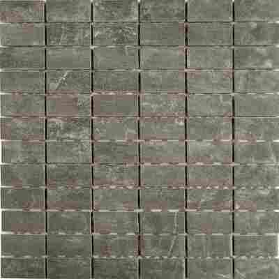 Mosaikfliese Kesme black 29,5x29,5cm