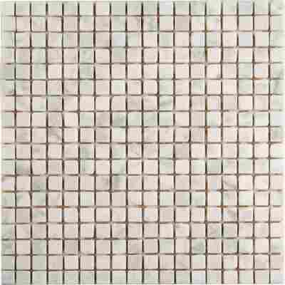 Mosaikfliese Carrara white 30,5x30,5cm