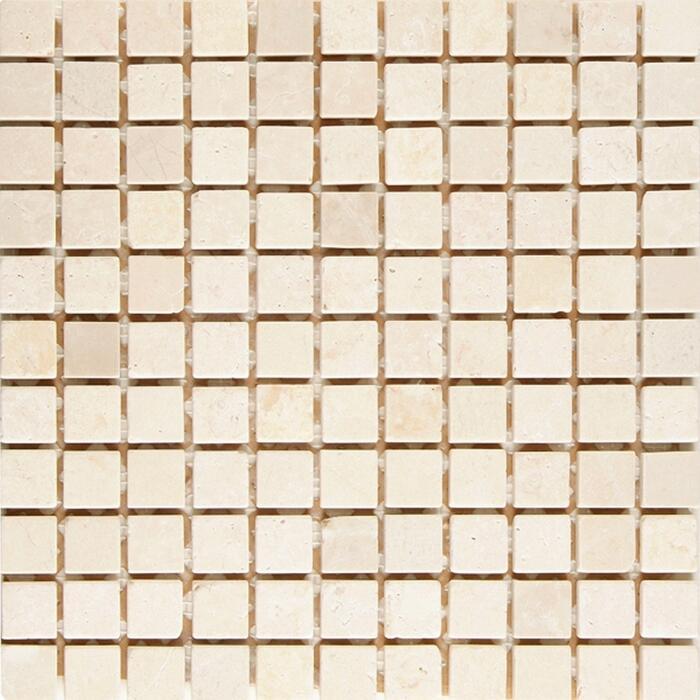 Mosaikfliese Travertin beige 30 5x30 5cm ǀ toom Baumarkt