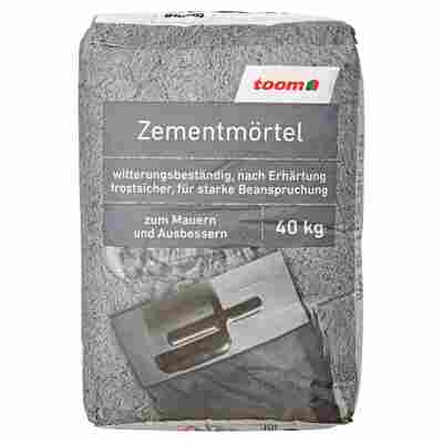 Zementmörtel 40 kg
