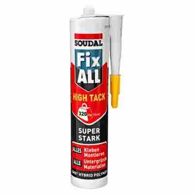 """Montagekleber """"Fix All High Tack"""" weiß 420 g"""