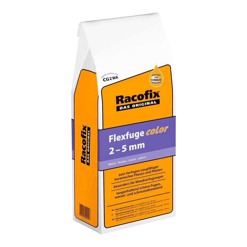 Flexfuge Premium 5 Kg dunkelgrau Renovo Fugenmörtel