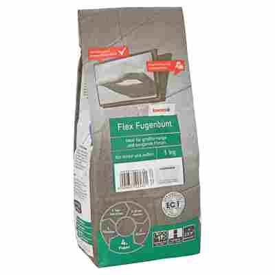 Flex-Fugenbunt manhattan 1 kg toom