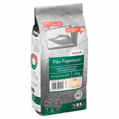 Flex Fugenbunt beige 5 kg