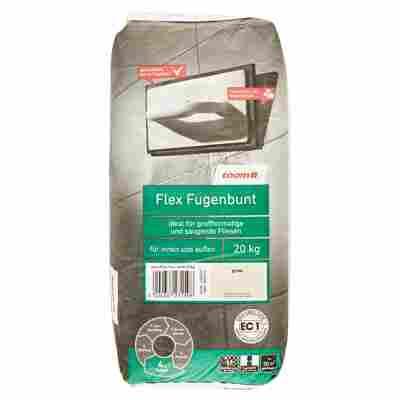 Flex-Fugenbunt grau 20 kg toom