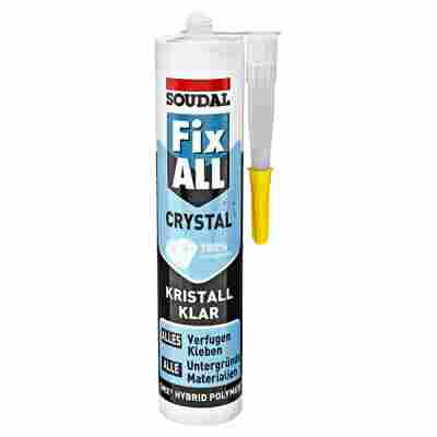 """Klebstoff """"Fix all"""" kristallklar 300 g"""