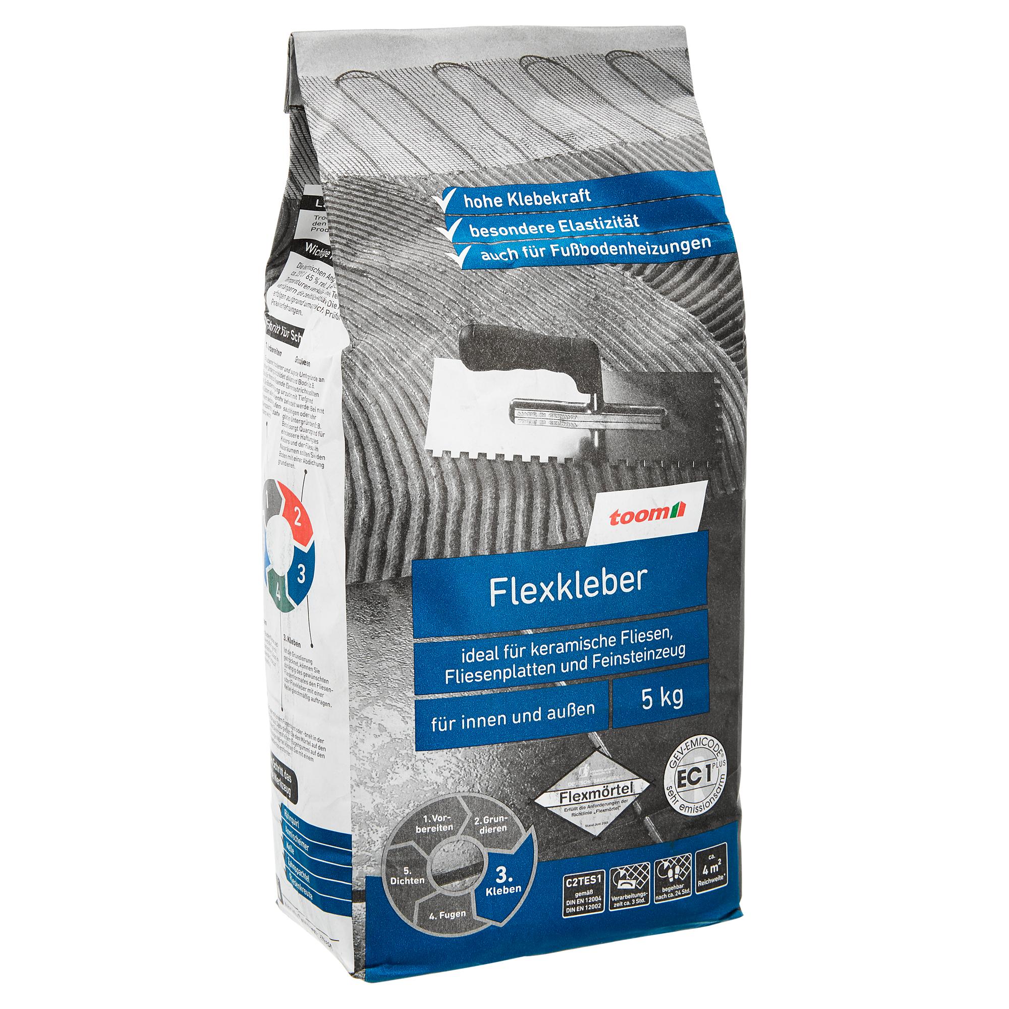 toom Flexkleber 5 kg ǀ toom Baumarkt