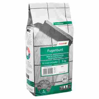 Fugenbunt weiss 5 kg toom