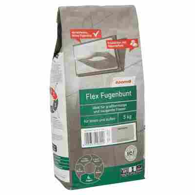 Flex-Fugenbunt basaltgrau 5 kg toom