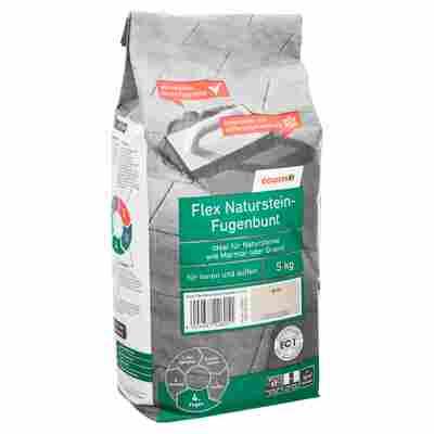 Naturstein-FugenbuntFlex grau 5 kg toom