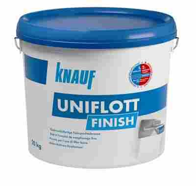 Feinspachtelmasse 'Uniflott Finish' weiß 20 kg