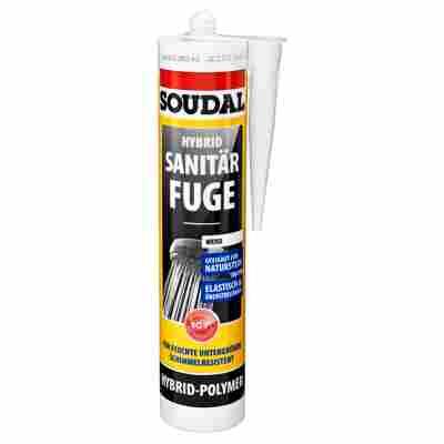 Hybrid-Sanitärfuge weiß 290 ml