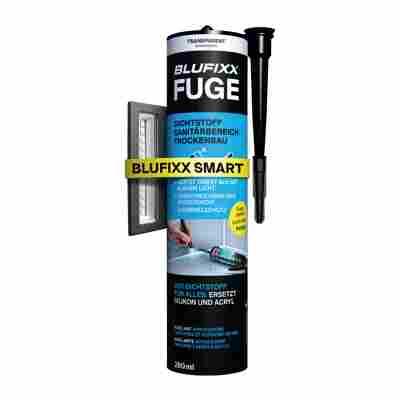 Dichtstoff 'Fuge' transparent inkl. UV-LED, 280 ml