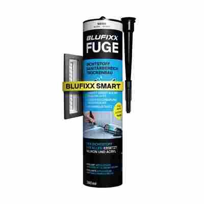 Dichtstoff 'Fuge' weiß inkl. UV-LED, 280 ml