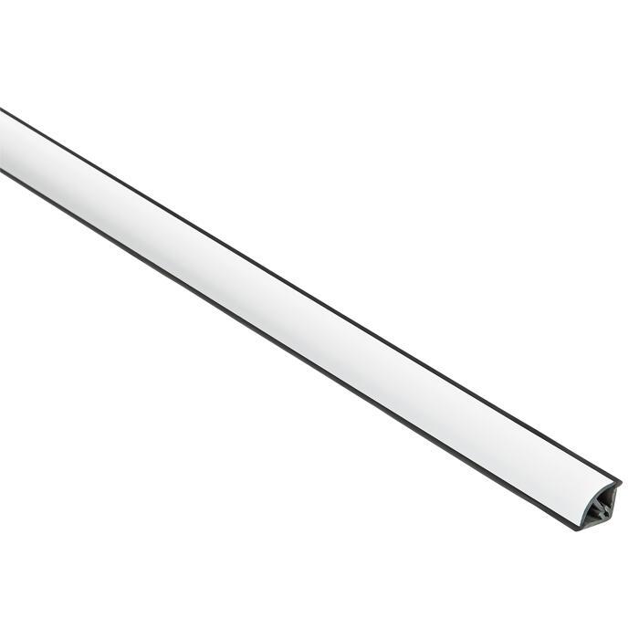 Doellken Multifunktionsleiste Weiss 2500 X 14 X 14 Mm ǀ Toom Baumarkt