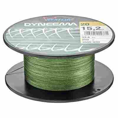 """Angelschnur """"Dyneema"""" grün 15,2 kg 250 m"""