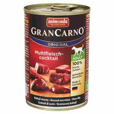"Hundenassfutter ""Gran Carno"" Original Multifleischcocktail 400 g"