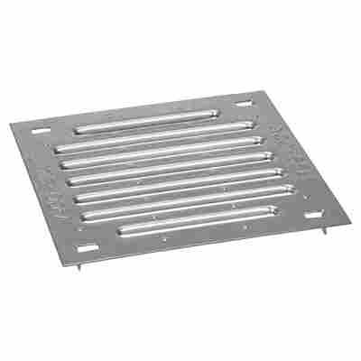 Hofablauf-Rost Stahl verzinkt