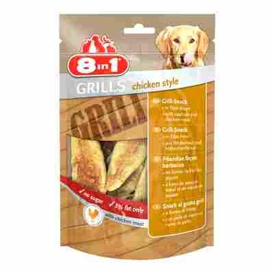 "Kausnacks ""Grills"" Huhn 80 g"