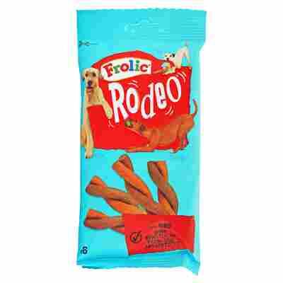 "Hundetrockensnack ""Rodeo"" Rind 6 Stück"