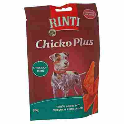 "Hundesnack ""Chicko"" Plus Knoblauchecken mit Huhn 80 g"