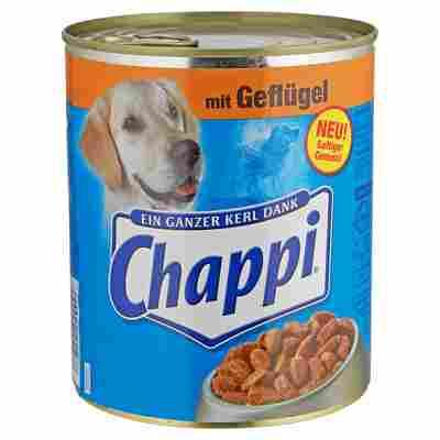 Hundenassfutter Geflügel 800 g