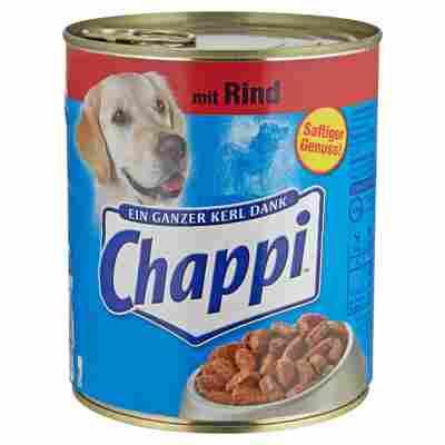 Hundenassfutter Rind 800 g