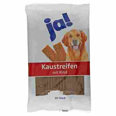 "Hundesnack ""Kaustreifen"" Rind 200 g"