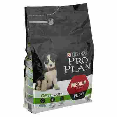 Hundetrockenfutter Pro Plan® Puppy Medium 3 kg