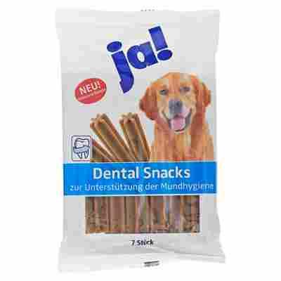 "Hundeergänzungsfutter ""Dental Snacks"" 7 Stück"