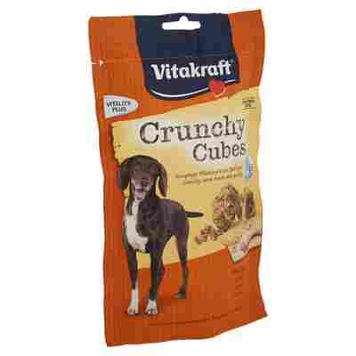"""Hundesnack """"Crunchy Cubes"""" mit Geflügel 140 g"""