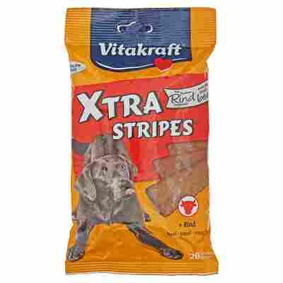 "Hundesnack ""Xtra Stripes"" Rind 20 Stück"