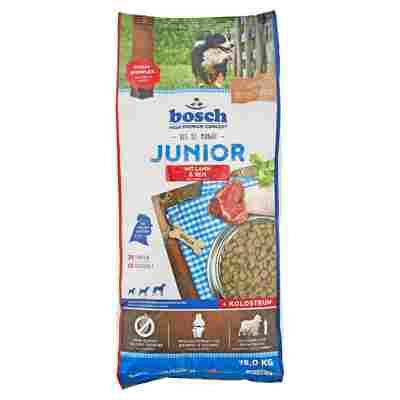 """Hundetrockenfutter """"High Premium Concept"""" Junior mit Lamm/Reis 15 kg"""