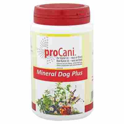 """Futterzusatz """"Mineral Dog Plus"""" 250 g"""