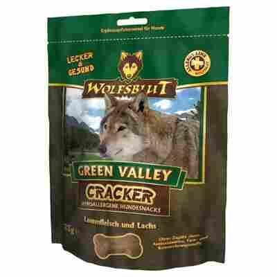Hundesnack 'Green Valley' Lamm und Lachs 225 g