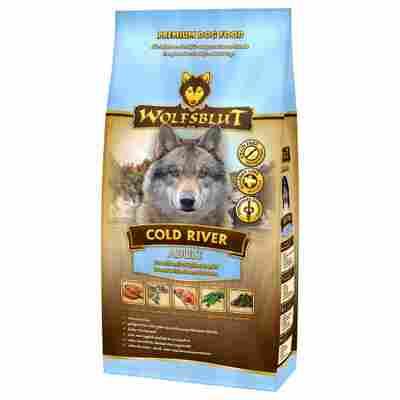 Hundetrockenfutter 'Cold River' Adult Fisch 2000 g