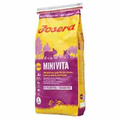 Hundetrockenfutter 'MiniVita' Fisch 900 g