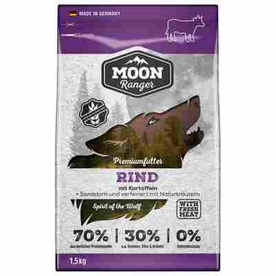 Hundetrockenfutter Rind 1,5 kg