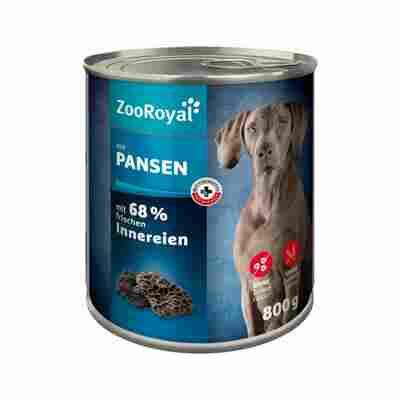 Hundenassfutter Adult Pansen 800 g