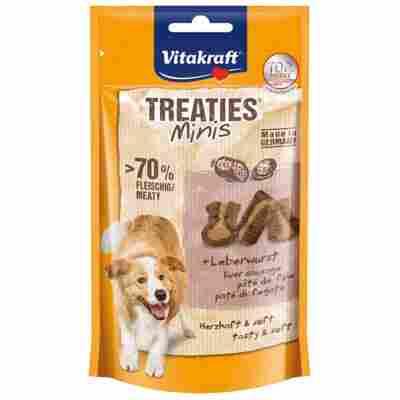 Hundesnack Schwein und Geflügel 48 g