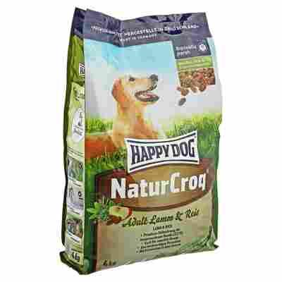 "Hundetrockenfutter ""Natur Croq"" Adult Balance Lamm und Reis 4 kg"