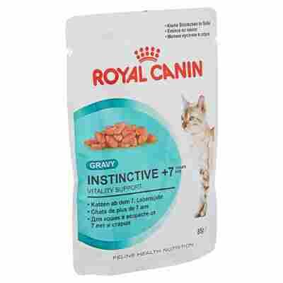 """Katzennassfutter """"Feline Health Nutrition"""" Instinctive 7+ 85 g"""