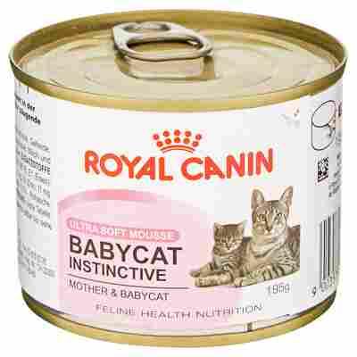 """Katzennassfutter """"Feline Health Nutrition"""" Babycat Instinctive 195 g"""