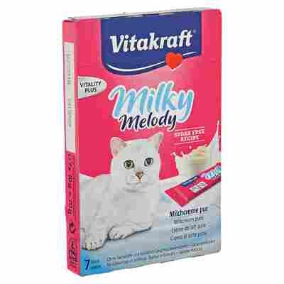"Katzensnacks ""Milky Melody"" Pur 7x 10 g"