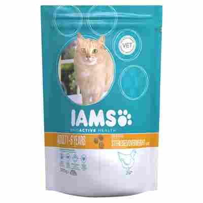 """Katzentrockenfutter """"Adult"""" übergewichtige und sterilisierte Katzen Huhn 0,3 kg"""
